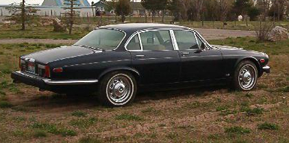 fuel system problems with Jaguar XJ6 Dickinson58601